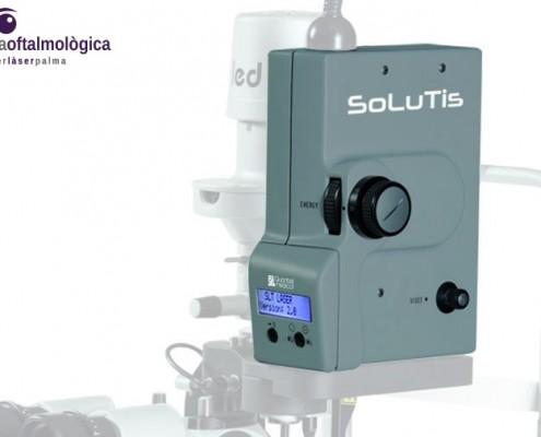 SLT Solutis - Tratamiento para el glaucoma sin cirugía en Palma de Mallorca