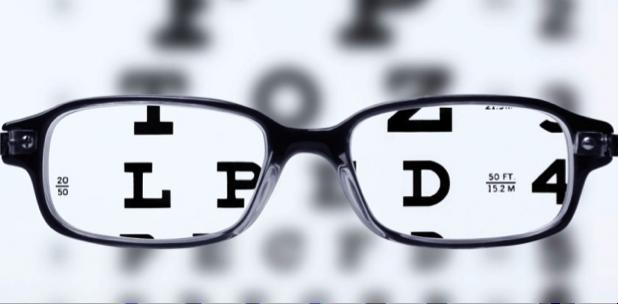 gafas para corregir la miopía